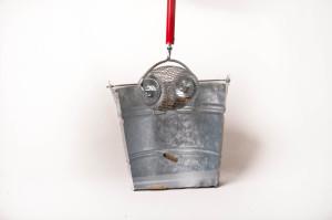 AmmBroom Brass Catcher